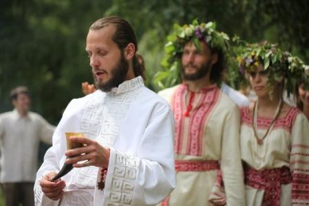Венчание в Москве