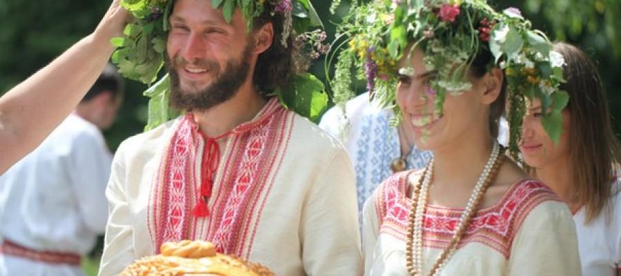 Венчание — венец сказки жизни под названием любовь